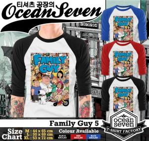 Family Guy 5 - Raglan
